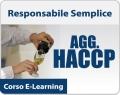 Corso di Aggiornamento HACCP Responsabile Semplice - 8 ore