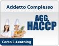 Corso di Aggiornamento HACCP Addetto Complesso - 8 ore